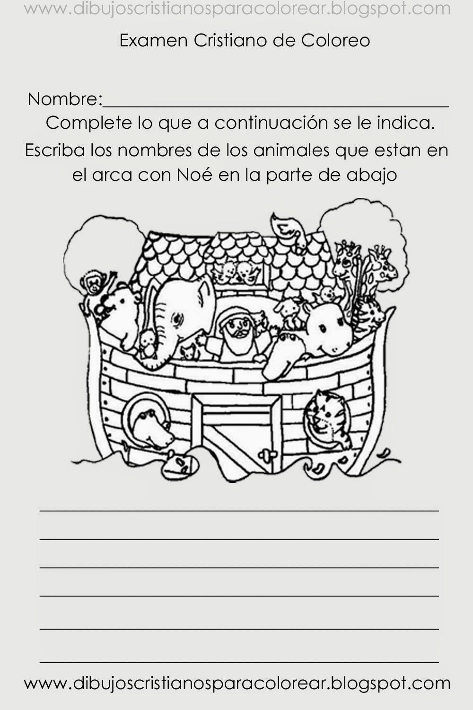 Dibujos De Noe Para Colorear Compartiendo Por Amor Dibujos Arca No