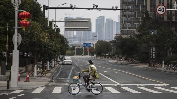 Korban Tewas Tembus 1.000 Orang, Begini Kondisi Wuhan Terkini