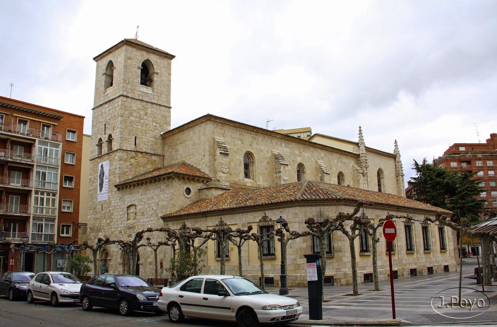 Iglesia de San Lázaro de Palencia