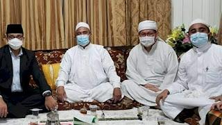 FPl: Pemerintah Tak Usah Repot Tes Swab Habib Rizieq, Ada Tim HILMI dan Mer-C