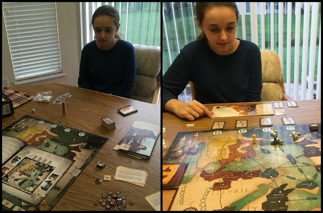 Review of Commissioned from Chara Games