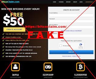 https://bitcoclaim.com/ (bitcoclaim.com) - проект недоброжелательный, обман (fake).