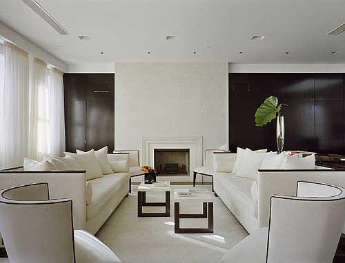 Elegant living room furniture sets - Interior Design