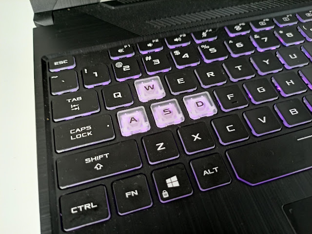 review asus tuf gaming a15