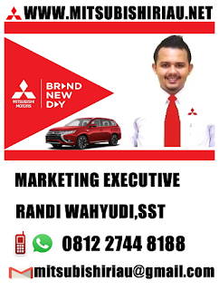 marketing mitsubishi dumai