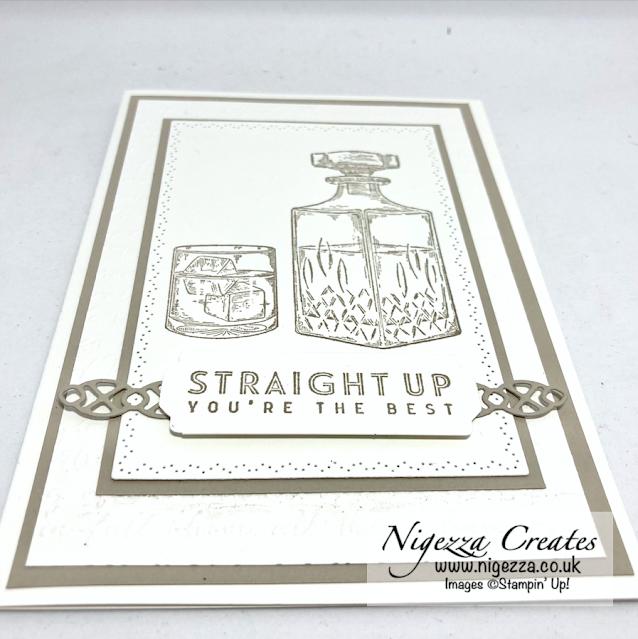 Elegant Whiskey Business Card