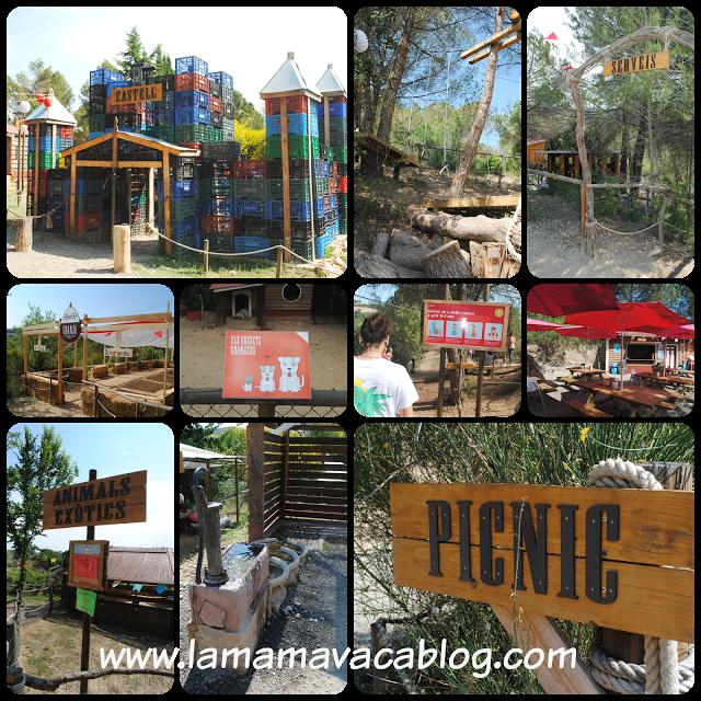 Granja d'Avetura Park viladecalls