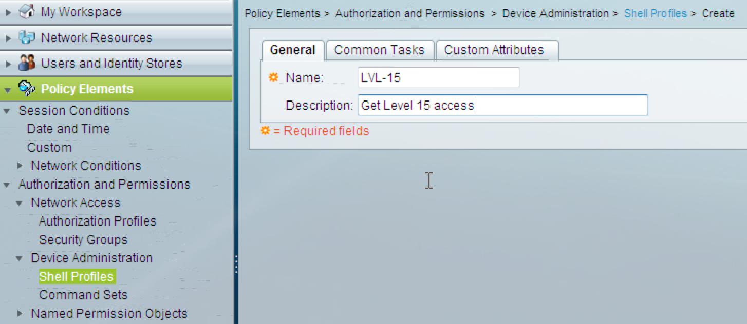CCIE Security Lab: ACS vs ISE, and ACS initial setup   www 802101 com