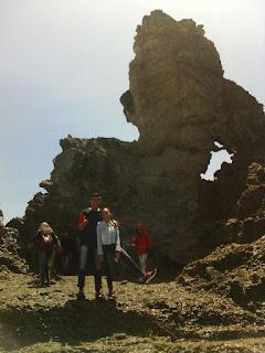 Pantai Parang Kursi  Banyuwangi