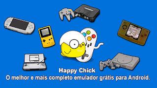 happy chick افضل محاكي لتشغيل الالعاب للاندرويد