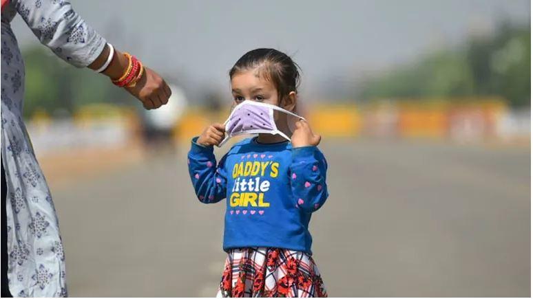 राजस्थान में कोरोना की तीसरी लहर ने दी दस्तक, 18 साल से कम उम्र के 7533 बच्चे संक्रमित