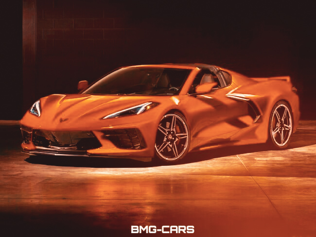 Specifications And Prices Of The Chevrolet Corvette 2020
