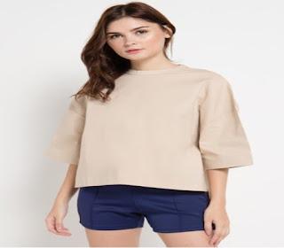 baju atasan wanita terbaru online