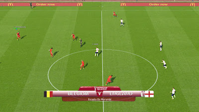 PES 2017 Scoreboard FIFA World Cup Qatar 2020 by RND Creative PES
