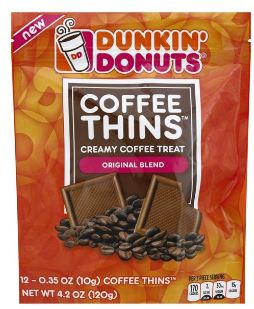Dunkin Donuts Coffee Thins CVS deal