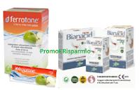 Logo Campioni omaggio Ferrotone e NeoBianacid: ritirali gratis