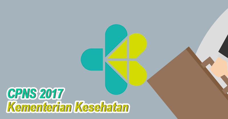 Rekrutmen Penerimaan CPNS Kementerian Kesehatan BESAR BESARAN Tahun 2017 [1000 Formasi]