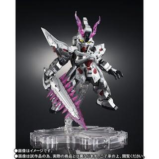 NXEdge Style [MS Unit] Crossbone Gundam Ghost - Tamashii Nations