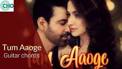 TUM AAOGE Guitar chords ACCURATE | Soham Naik | 2018