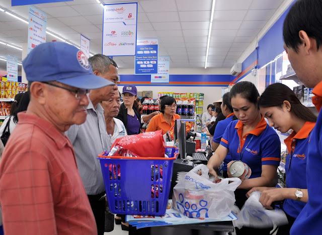 Tại sao siêu thị mini thu hút người dân CỦ CHI
