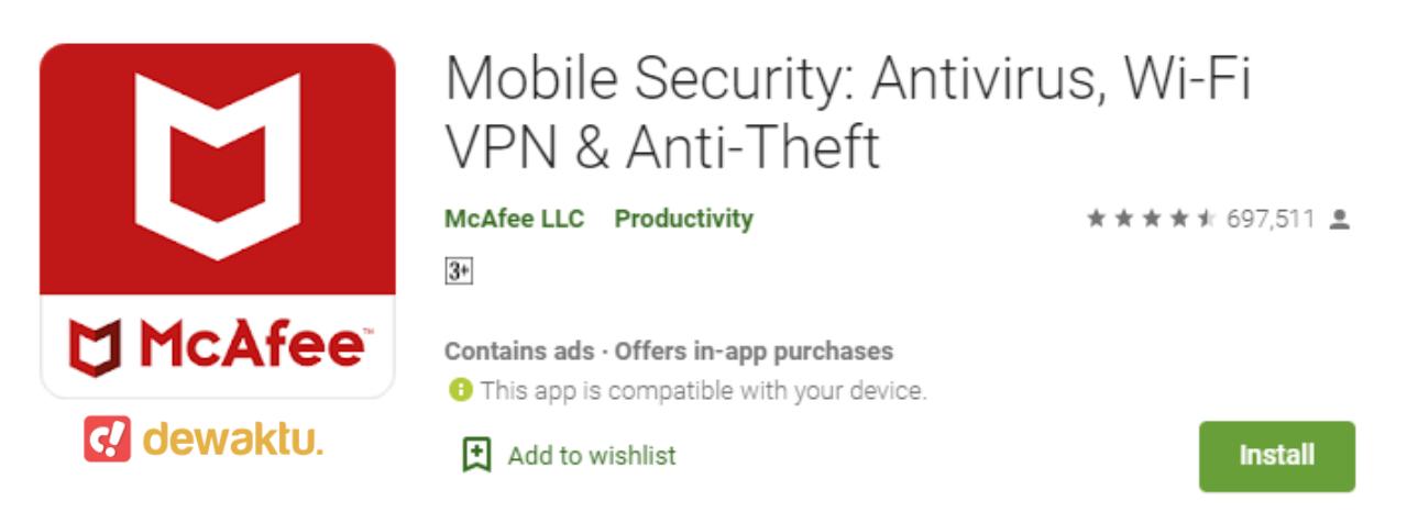 aplikasi antivirus android terbaru