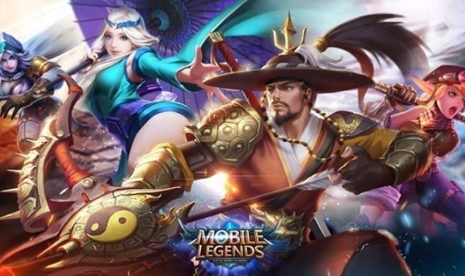 Game Multiplayer Terbaik untuk Perangkat iPhone - Mobile Legends
