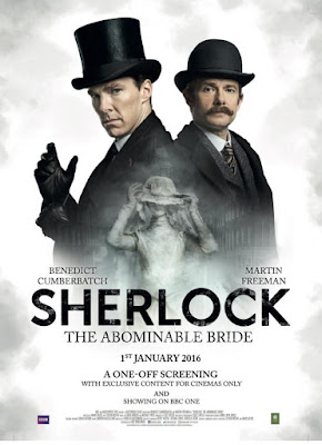 SHERLOCK SPECIAL: THE ABOMINABLE BRIDE (2016)