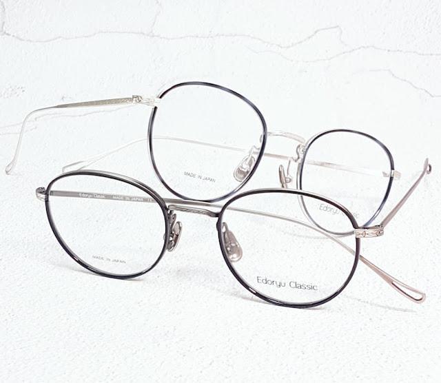 Edoryu Classic 江戶作眼鏡