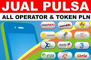 Distributor Pulsa All Operator & Token PLN Kota Makassar