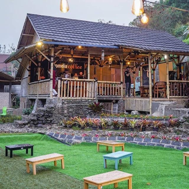 Lokasi dan Harga Menu Bromelia Coffee & Eatery Puncak Cisarua Bogor