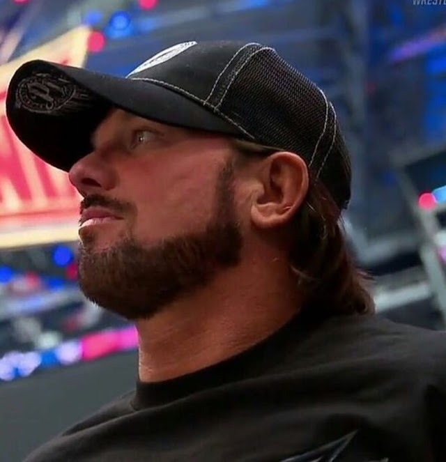 Arn Anderson reveal's that John Cena didn't want WWE to Sign AJ Styles