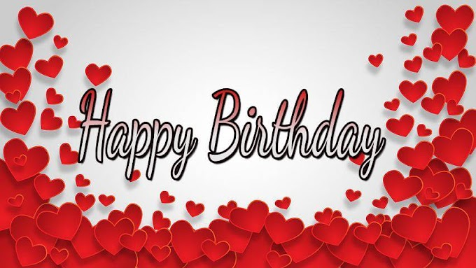 Happy birthday images with love | Happy birthday with love images hd