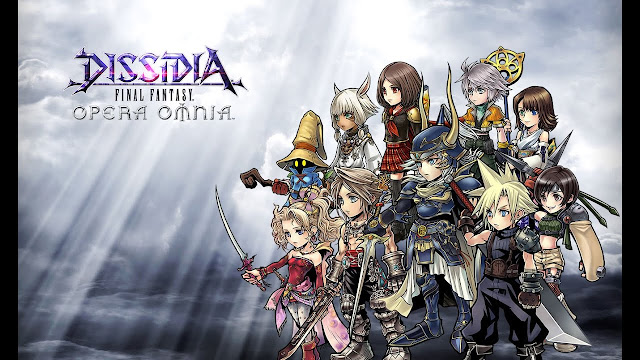 SQUARE ENIX'S HIT MOBILE GAME DISSIDIA FINAL FANTASY OPERA OMNIA WELCOMES SPRING WITH NEW FINAL FANTASY VII-THEMED EVENT