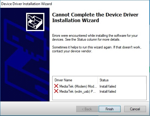 Cara install Driver Mediatek pada WIndows 10 2