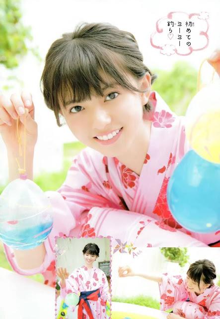 foto saito asuka gravure nogizaka46 member WSC 35 9