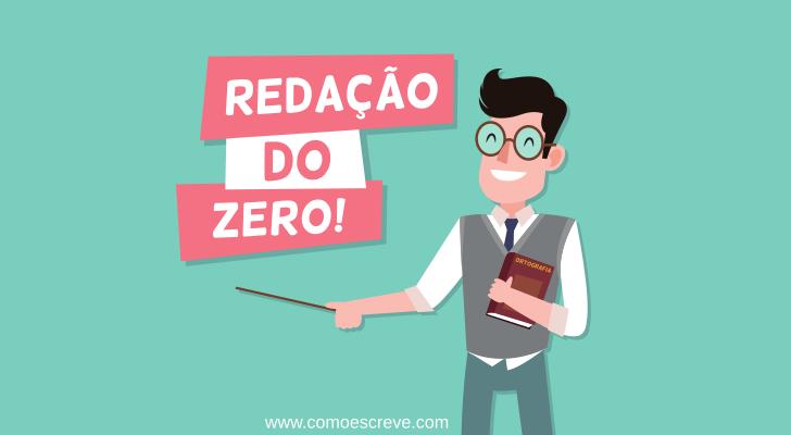 Como fazer uma redação do zero