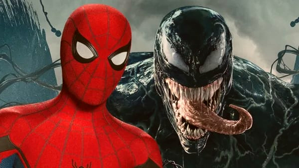 Venom director says Sony is building towards a showdown with Tom Holland's Spider-Man