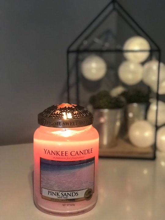 YANKEE CANDLE | PINK SANDS | IPERFUMY.PL