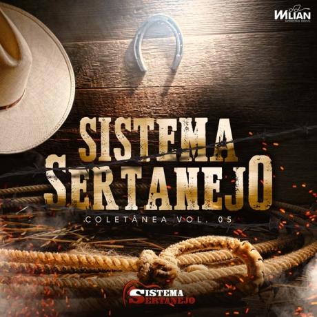 CD Coletânea Sistema Sertanejo Vol.05 (2017)