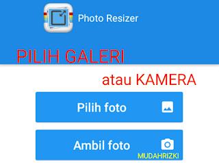 Trik Kompres file foto / memperkecil ukuran gambar paling efektif tanpa Mengurangi Kualitas download aplkasi memperkecil foro di android
