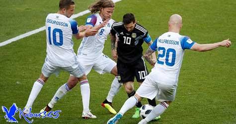 Laga yang Membuat Messi Tak Nyaman
