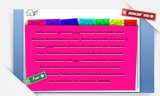Materi Media Pembelajaran IPA SD Kelas 3, 5, 6 dengan Power Point (PPT)