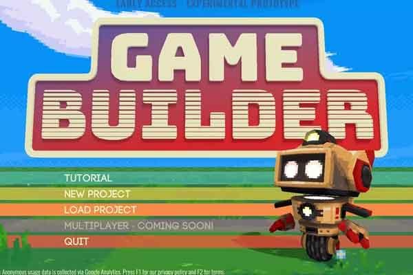 Google fez um videogame que permite construir videogames