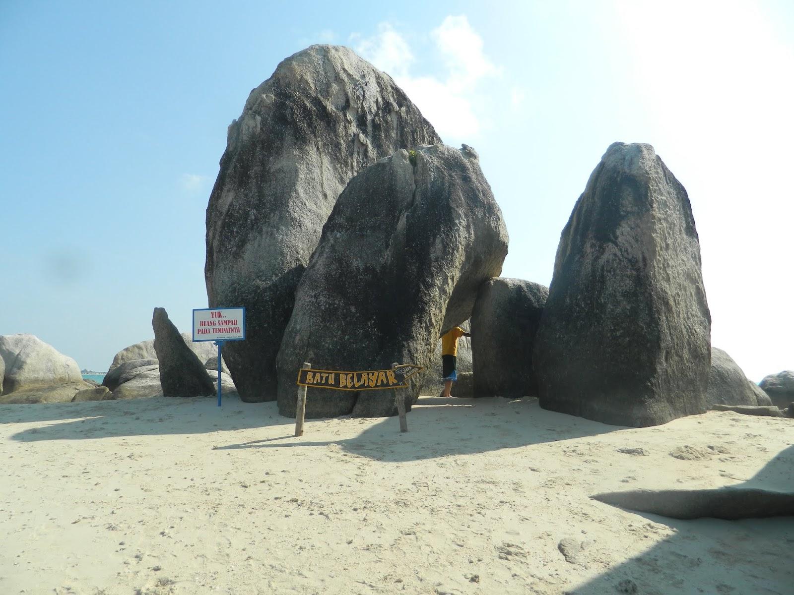 Eat And Travelling Belitung Destinasi Wisata Yg Wajib