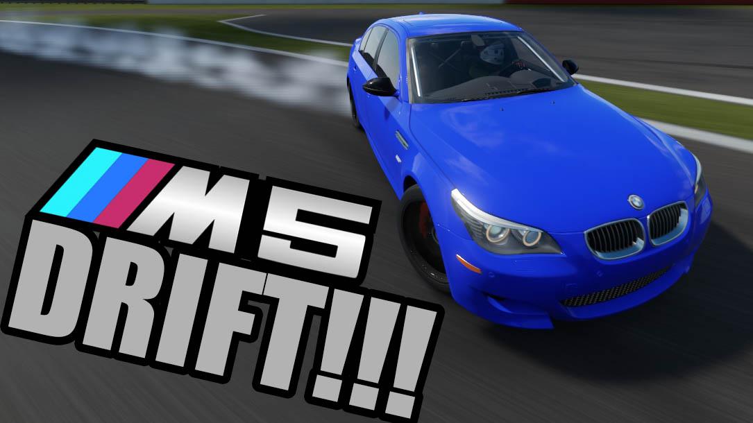 BMW M5 E60 LOUD V10 Sound Drifts Forza Motorsport 7