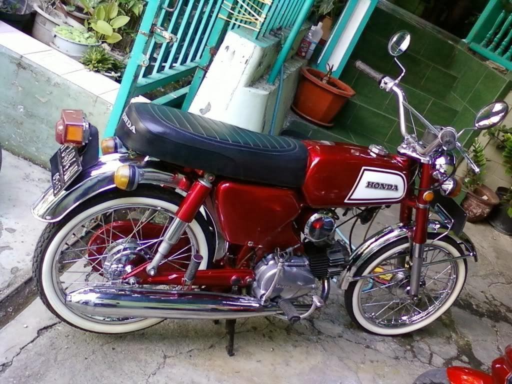 Modifikasi Motor Antik Untuk Biker Sejati - Variasi Motor