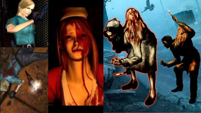 Cybil Bennett Lisa Garland Doctor Enfermeras Títere Silent Hill Simbolismo