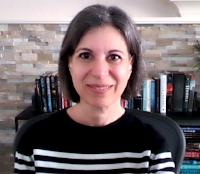 Photograph of Marcie Geffner, writer / author