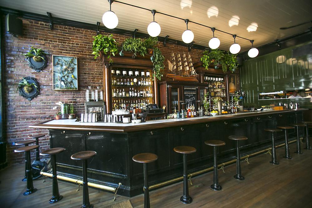 Percy S Bar Kitchen