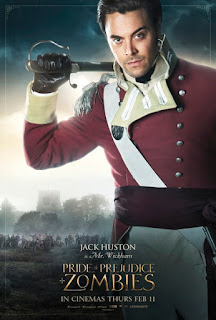 jack huston,傲慢與偏見與殭屍,Pride and Prejudice and Zombies